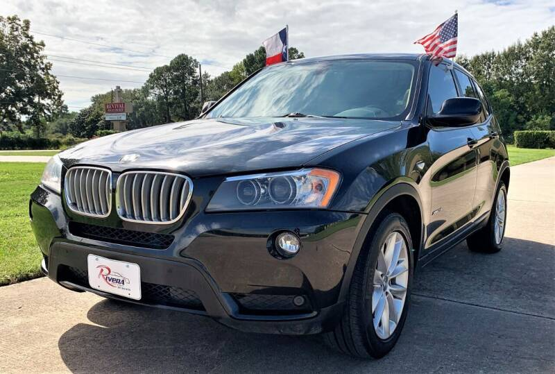2014 BMW X3 for sale at Rivera Auto Group in Spring TX