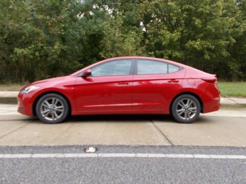 2018 Hyundai Elantra for sale at A & P Automotive in Montgomery AL