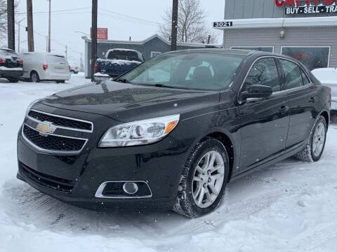 2013 Chevrolet Malibu for sale at Capitol Auto Sales in Lansing MI