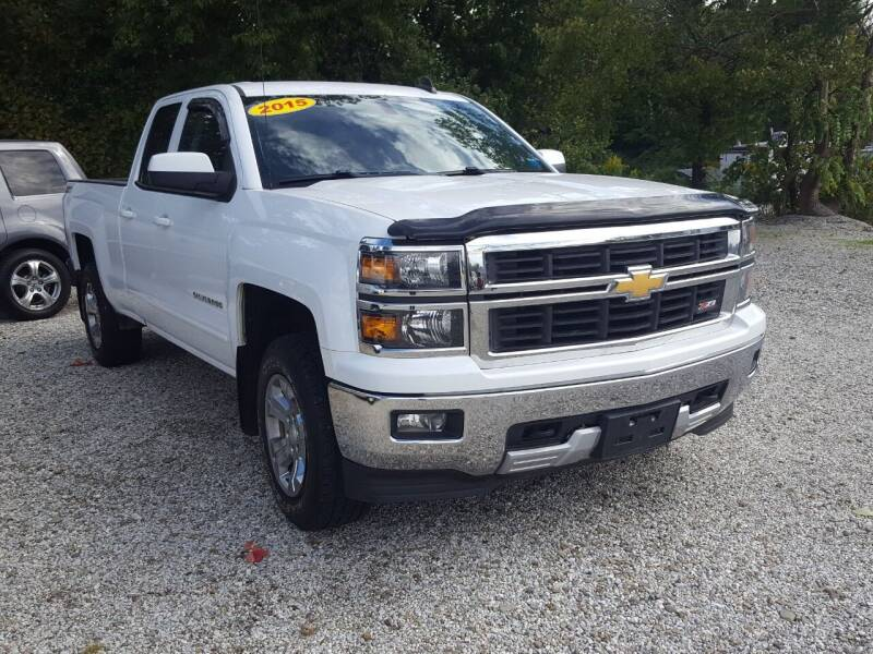 2015 Chevrolet Silverado 1500 for sale at Jack Cooney's Auto Sales in Erie PA