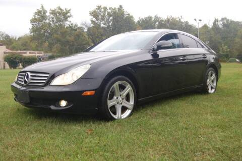 2007 Mercedes-Benz CLS for sale at New Hope Auto Sales in New Hope PA