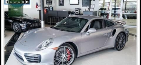 2018 Porsche 911 for sale at Lakeside Auto Brokers in Colorado Springs CO