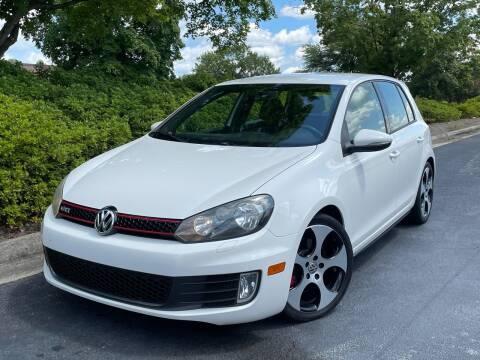2013 Volkswagen GTI for sale at William D Auto Sales in Norcross GA