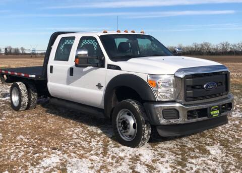 2016 Ford F-550 Super Duty for sale at Motorsota in Becker MN