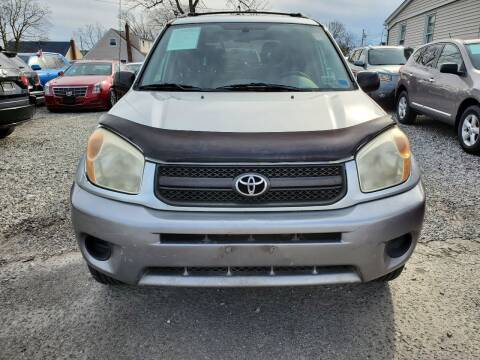 2004 Toyota RAV4 for sale at RMB Auto Sales Corp in Copiague NY