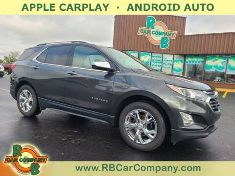 2018 Chevrolet Equinox for sale at R & B CAR CO - R&B CAR COMPANY in Columbia City IN