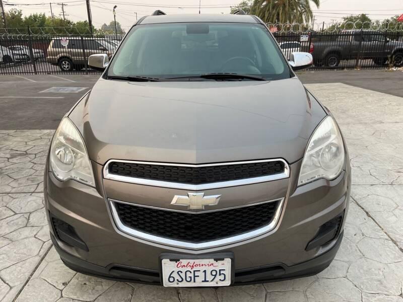 2012 Chevrolet Equinox for sale at SACRAMENTO AUTO DEALS in Sacramento CA