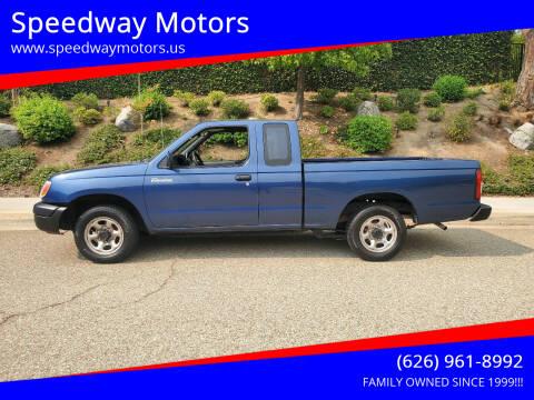2000 Nissan Frontier for sale at Speedway Motors in Glendora CA