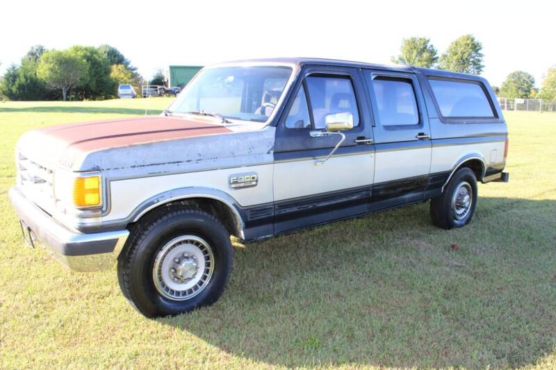 1988 Ford F-350 for sale at MUSCLECARDEALS.COM LLC in White Bluff TN