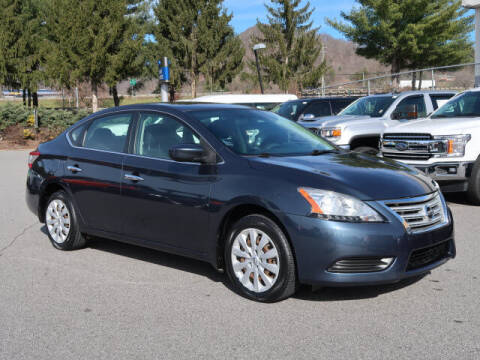 2013 Nissan Sentra for sale at Ken Wilson Ford in Canton NC