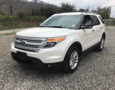 2015 Ford Explorer for sale at Arden Auto Outlet in Arden NC