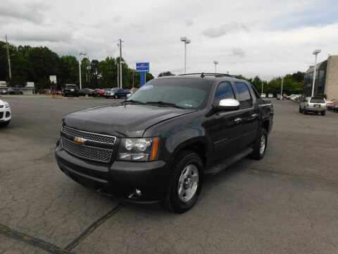 2011 Chevrolet Avalanche for sale at Paniagua Auto Mall in Dalton GA