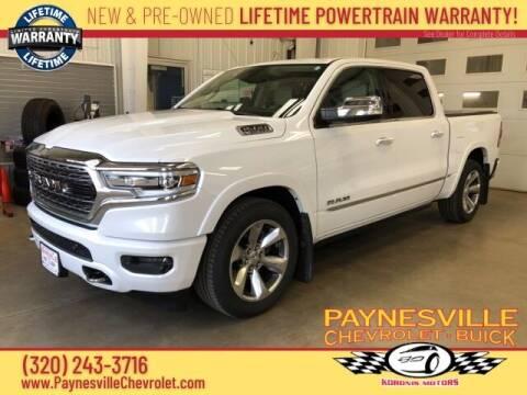 2019 RAM Ram Pickup 1500 for sale at Paynesville Chevrolet Buick in Paynesville MN