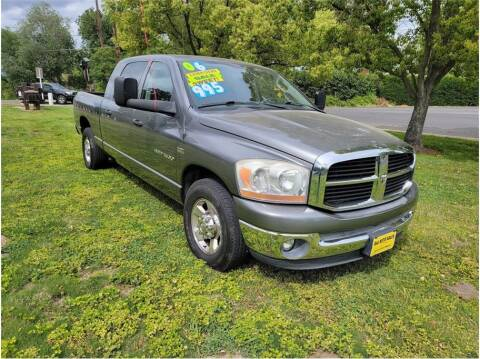 2006 Dodge Ram Pickup 1500 for sale at D & I Auto Sales in Modesto CA