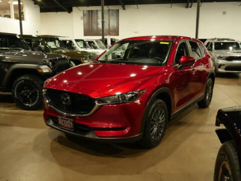 2019 Mazda CX-5 for sale at Montclair Motor Car in Montclair NJ