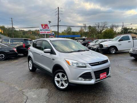 2014 Ford Escape for sale at KB Auto Mall LLC in Akron OH