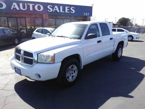 2006 Dodge Dakota for sale at Hanford Auto Sales in Hanford CA