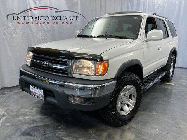 2000 Toyota 4Runner for sale at United Auto Exchange in Addison IL