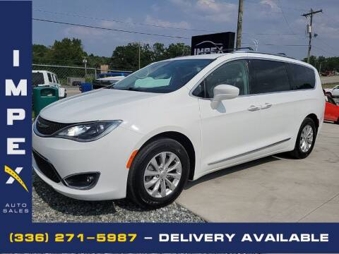 2018 Chrysler Pacifica for sale at Impex Auto Sales in Greensboro NC