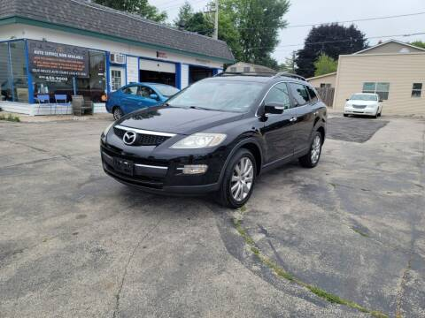 2007 Mazda CX-9 for sale at MOE MOTORS LLC in South Milwaukee WI