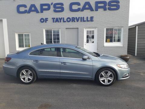2013 Volkswagen CC for sale at Caps Cars Of Taylorville in Taylorville IL