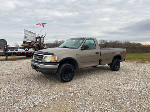 2002 Ford F-150 for sale at Ken's Auto Sales & Repairs in New Bloomfield MO
