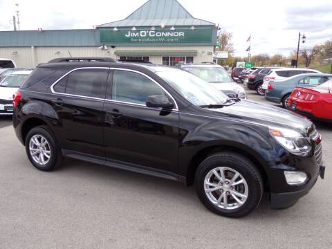 2016 Chevrolet Equinox for sale at Jim O'Connor Select Auto in Oconomowoc WI