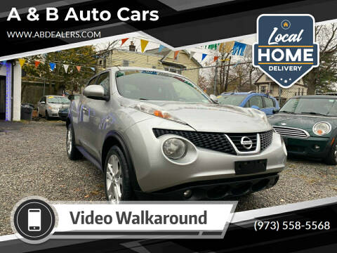 2011 Nissan JUKE for sale at A & B Auto Cars in Newark NJ
