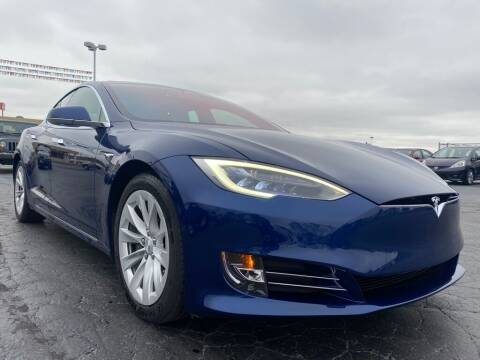 2017 Tesla Model S for sale at VIP Auto Sales & Service in Franklin OH