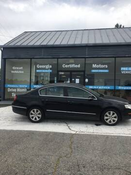 2006 Volkswagen Passat for sale at Georgia Certified Motors in Stockbridge GA