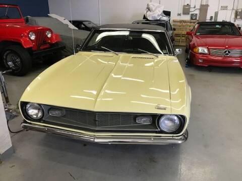 1968 Chevrolet HARD TOP for sale at Black Tie Classics in Stratford NJ