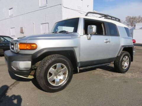 2007 Toyota FJ Cruiser for sale at US Auto in Pennsauken NJ