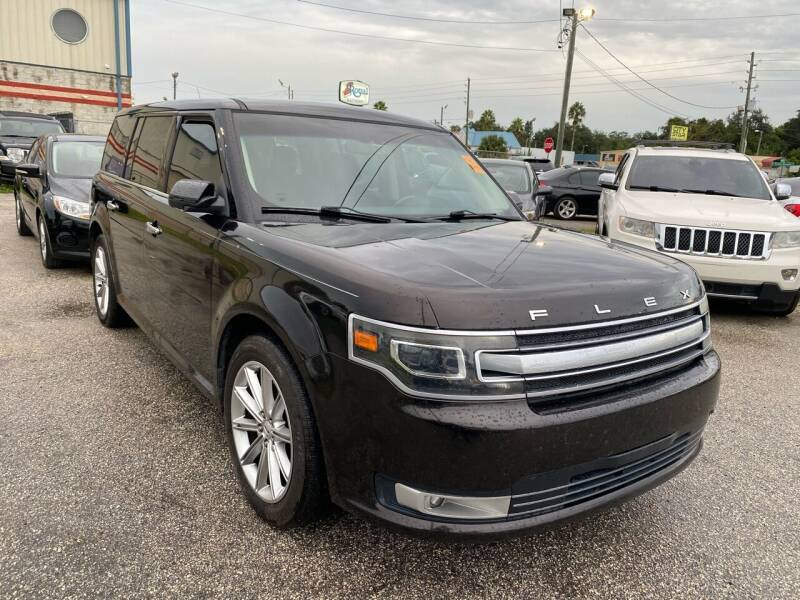 2013 Ford Flex for sale at Marvin Motors in Kissimmee FL