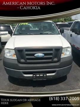 2008 Ford F-150 for sale at American Motors Inc. - Cahokia in Cahokia IL
