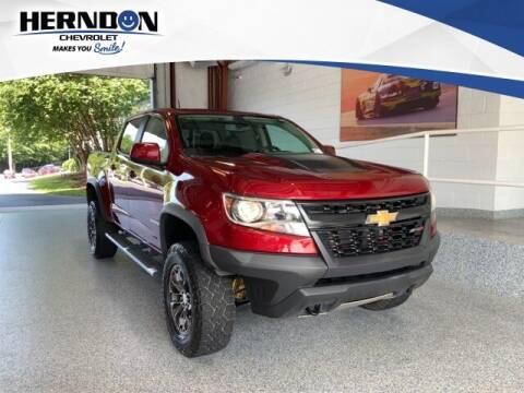 2017 Chevrolet Colorado for sale at Herndon Chevrolet in Lexington SC