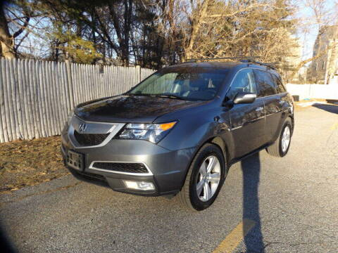2011 Acura MDX for sale at Wayland Automotive in Wayland MA