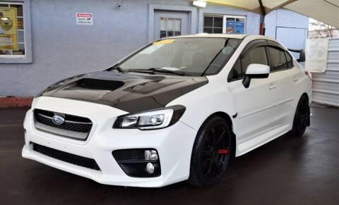 2015 Subaru WRX for sale at 1st Class Motors in Phoenix AZ