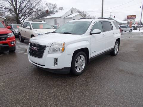 2011 GMC Terrain for sale at Jenison Auto Sales in Jenison MI