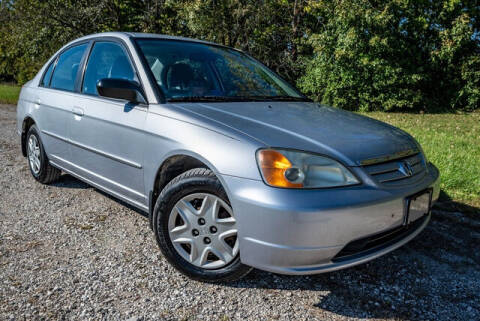 2003 Honda Civic for sale at Fruendly Auto Source in Moscow Mills MO