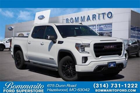 2020 GMC Sierra 1500 for sale at NICK FARACE AT BOMMARITO FORD in Hazelwood MO