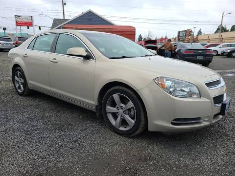2011 Chevrolet Malibu for sale at Universal Auto Sales in Salem OR