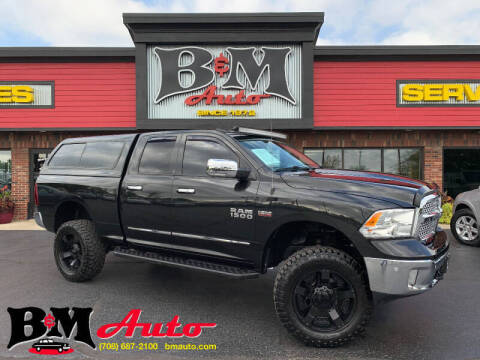 2017 RAM Ram Pickup 1500 for sale at B & M Auto Sales Inc. in Oak Forest IL