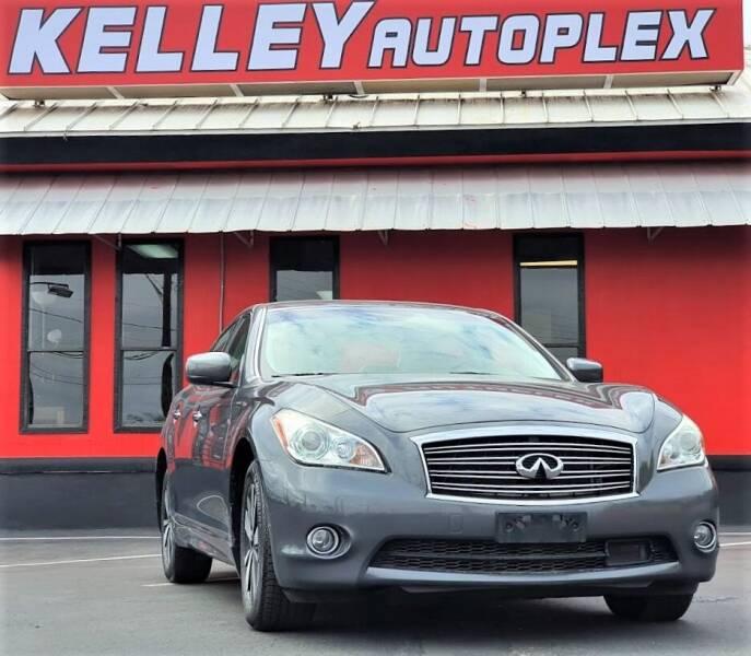 2011 Infiniti M37 for sale at Kelley Autoplex in San Antonio TX
