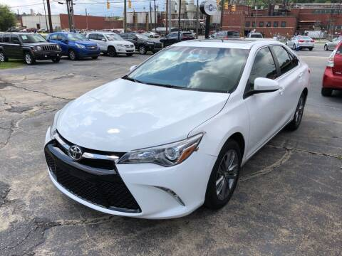 2017 Toyota Camry for sale at Car Guys in Lenoir NC