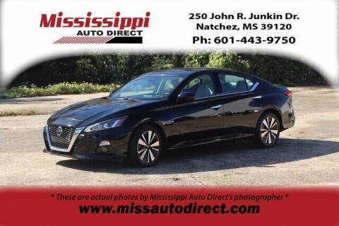 2020 Nissan Altima for sale at Auto Group South - Mississippi Auto Direct in Natchez MS