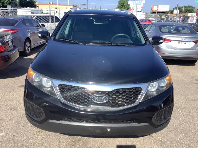 2011 Kia Sorento for sale at GPS Motors in Denver CO