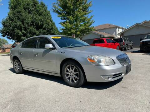 2011 Buick Lucerne for sale at Posen Motors in Posen IL