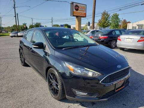 2016 Ford Focus for sale at Cars 4 Grab in Winchester VA