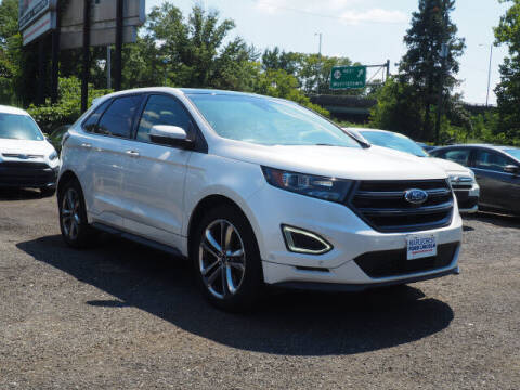 2017 Ford Edge for sale at MAPLECREST FORD LINCOLN USED CARS in Vauxhall NJ