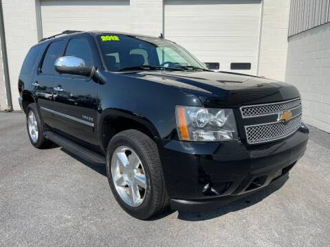2012 Chevrolet Tahoe for sale at Zimmerman's Automotive in Mechanicsburg PA